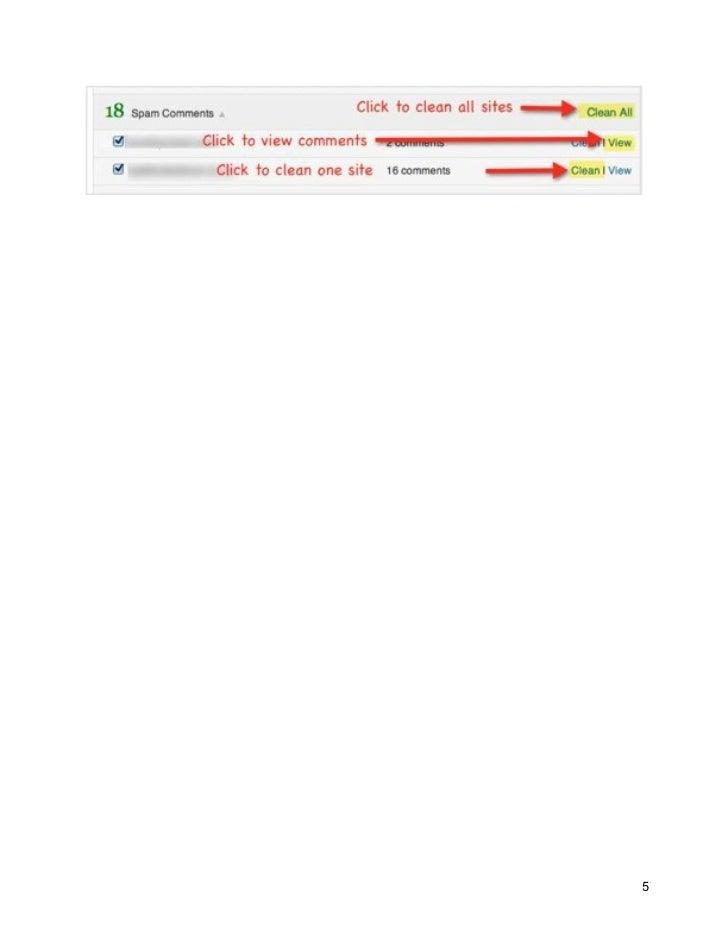 Manage wp user guide slideshare - 웹