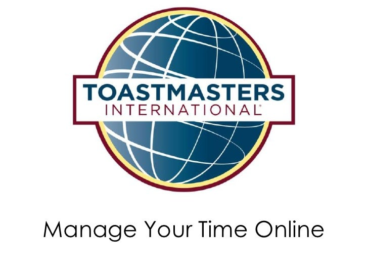 Manage Your Time Online