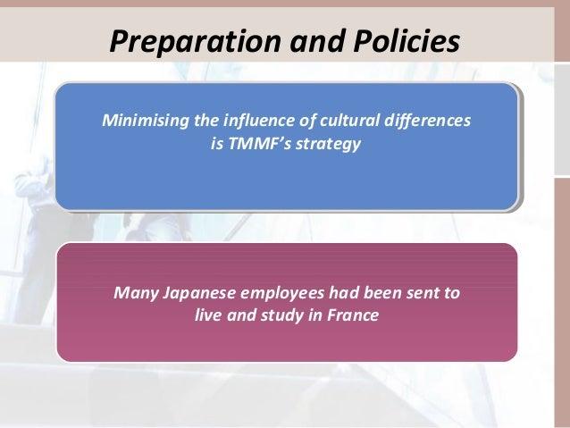 managing across cultures japan