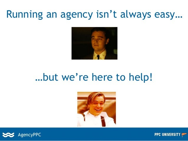 how to start a ppc agency
