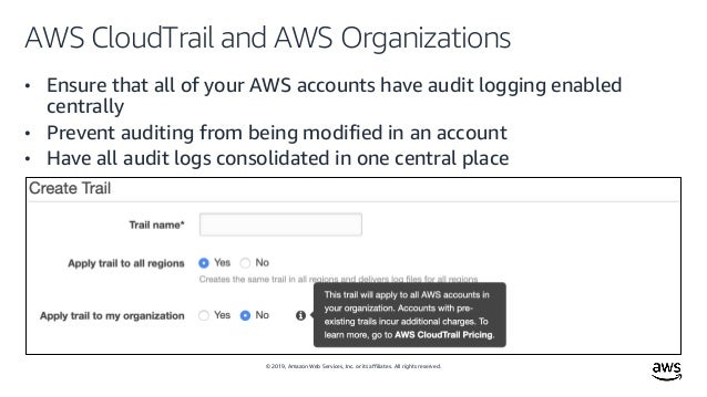 Managing and governing multi-account AWS environments using