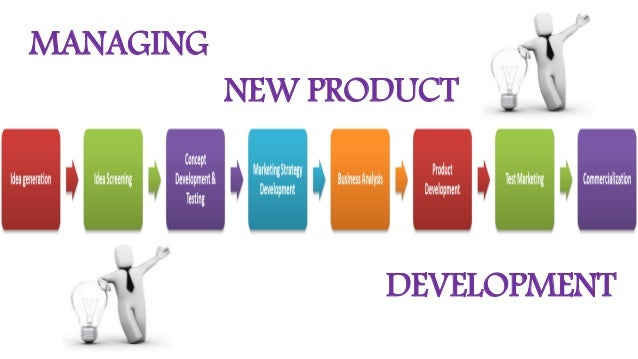 Managing product development for New product design