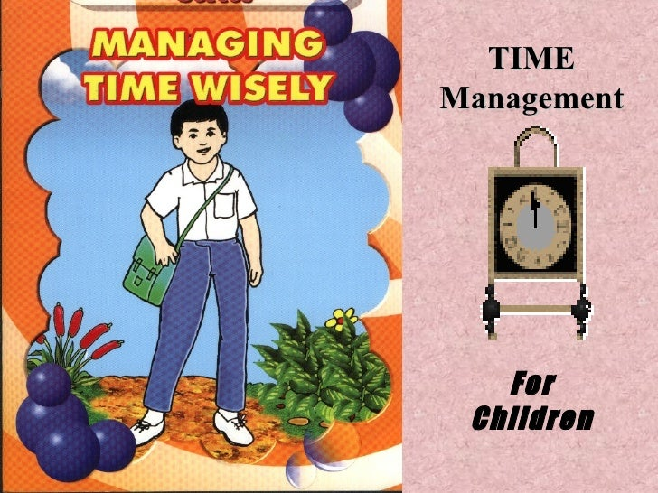 managing time wisely