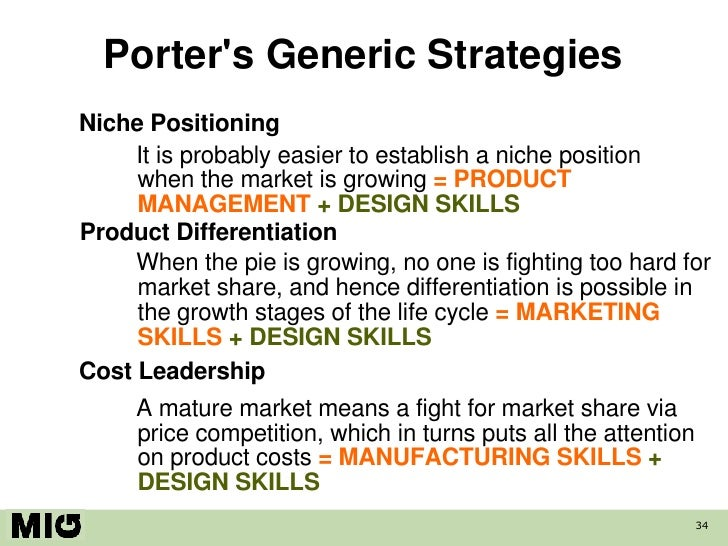 airasia generic strategies 21 porter three generic strategies the porter three generic strategies has strategic target on its vertical axis which can be divided into two different segments: industry wide multi – segment and particular segment.