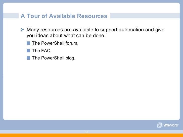 Powershell Forum