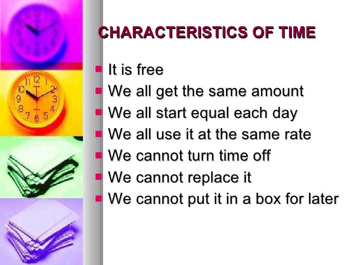 managing your time effectively pdf