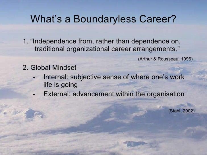 Boundaryless Career