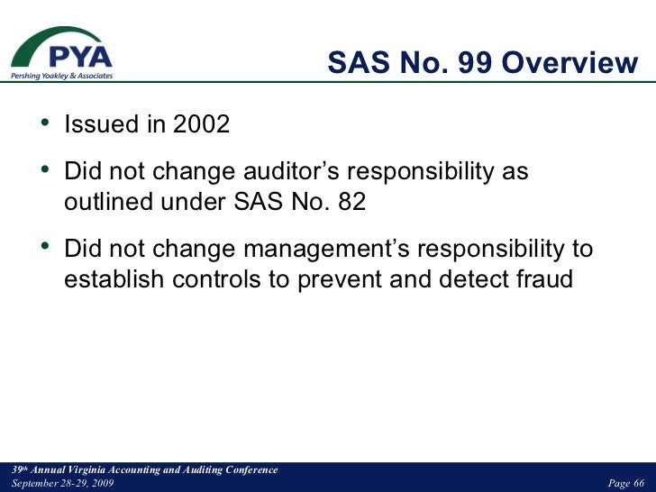 """assessing risk from financial statements an The risk factors are excerpted from aicpa statement on auditing standards 82, """"consideration of fraud in a financial statement audit"""" (1997) that statement was issued to provide guidance to auditors in fulfilling their."""
