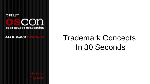 Trademark Concepts             In 30 Seconds#apache