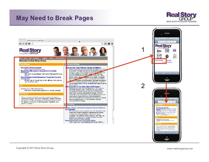 May Need to Break Pages                                    1                                    2Copyright © 2011 Real Sto...
