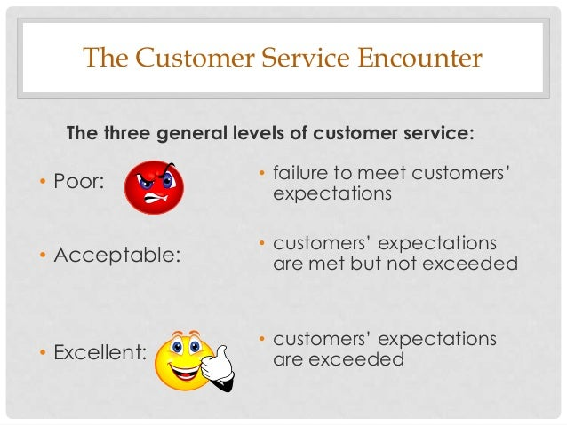 explain how to match products and/or services to customer needs