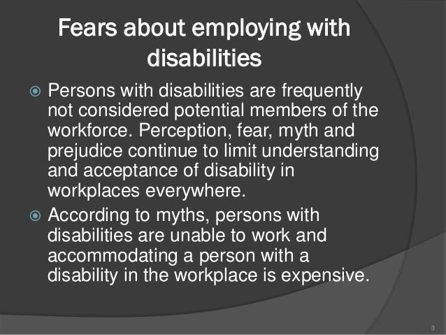disability in the workplace What is disability discrimination we explain its definition, areas covered and what constitutes discrimination.