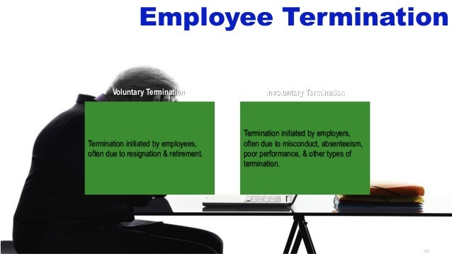 contemporary employment relation termination Find information about employment and labour law in pakistan  employment & labour law in pakistan:  appointment and termination matters,.