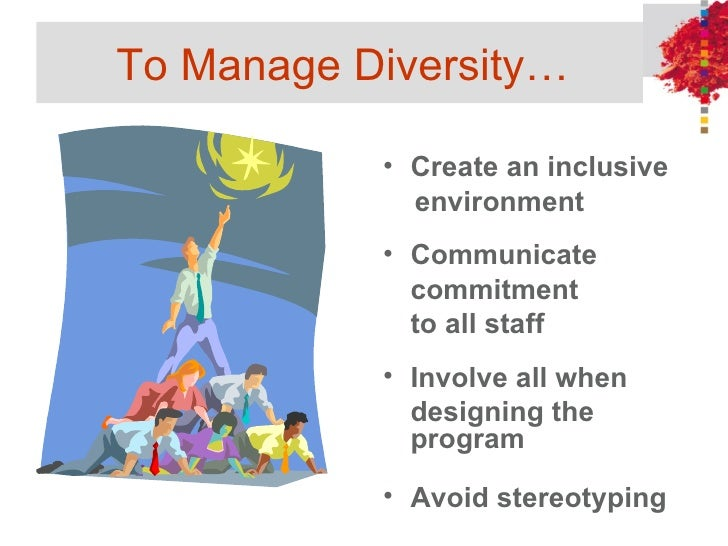 the equal opportunities and managing diversity approaches Looking to better manage diversity in the workplace  this post outlines how organizations can best approach and manage diversity in the workplace  especially those around harassment and equal opportunity, and make.