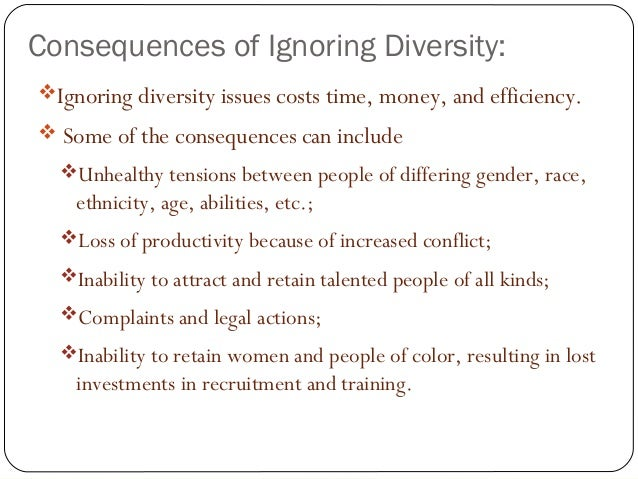Top 10 Diversity Issues at Work