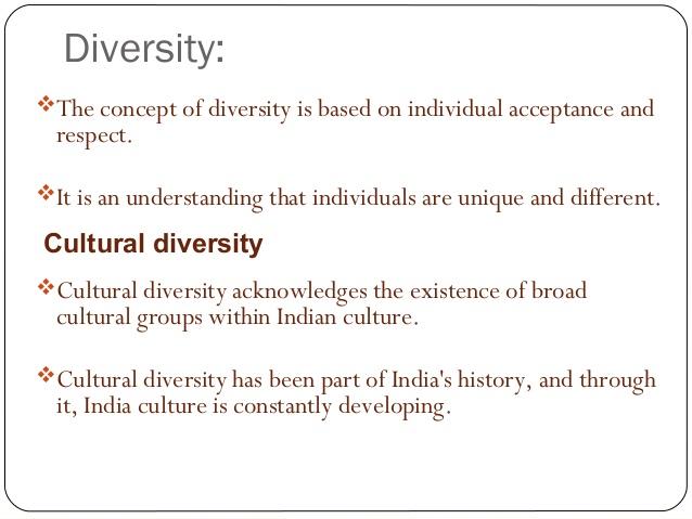 Essays on cultural diversity