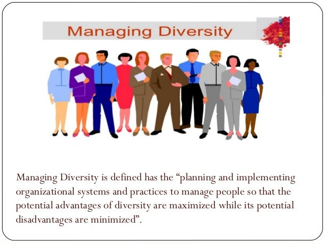 managing a culturally diverse workforce essay