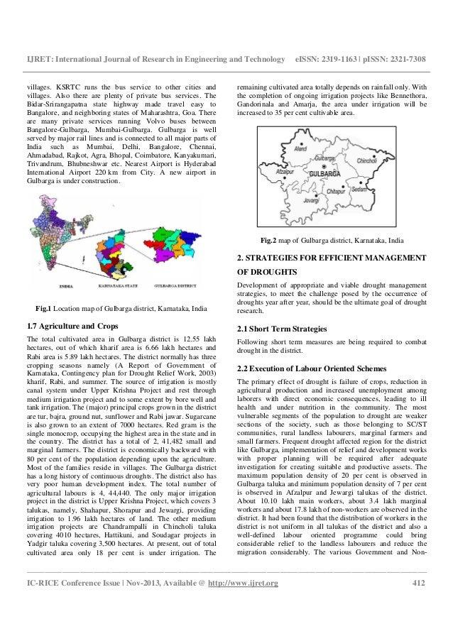 Managing drought    short term strategies in semi arid regions  a case study Slide 3