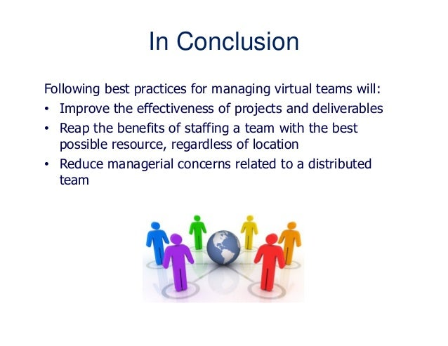 the art of managing virtual teams Journal of engineering research and studies e-issn0976-7916 jers/vol ii/ issue iv/october-december, 2011/116-119 different competency levels and are.