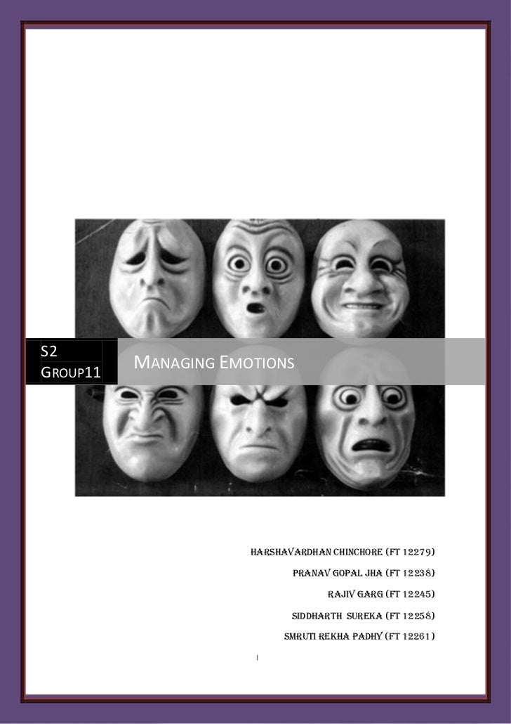 S2GROUP11          MANAGING EMOTIONS                      Harshavardhan Chinchore (FT 12279)                             P...