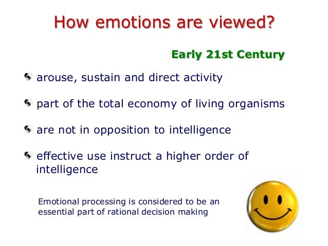 how to manage your emotions at work