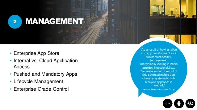 Managing enterprise apps for black berry ios and android through bes 12 enterprise app store ccuart Images