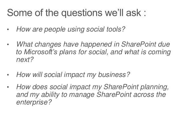 Managing Governance Across the Social Landscape Slide 2