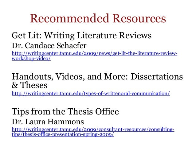 tamu thesis office handouts Thesis office 612 evans library 979 available for download from their website along with several helpful handouts office of texas a&m university mail stop.