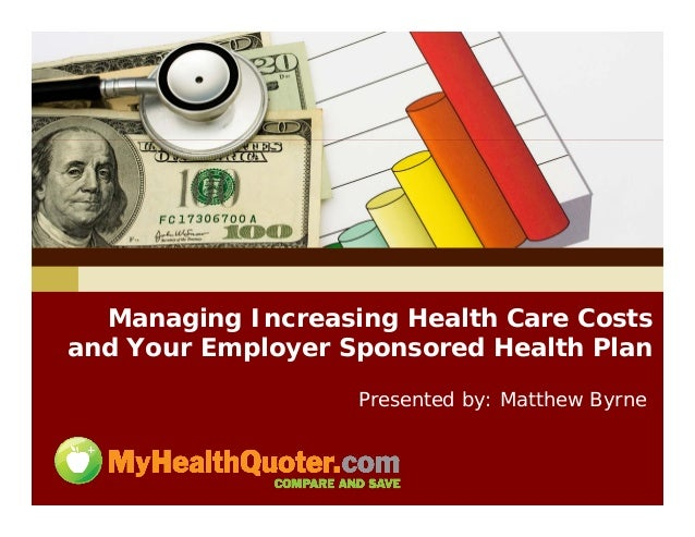 managing health care cost Manage healthcare costs « back to in retirement get up to speed on what  medicare costs, what it will cover and how much you'll need to pay on your own.