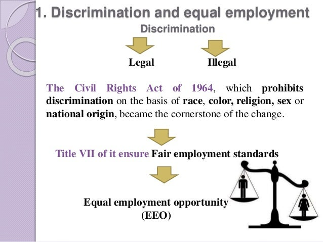 abuse and sector overt discrimination Overview and content list for the different types of discrimination.