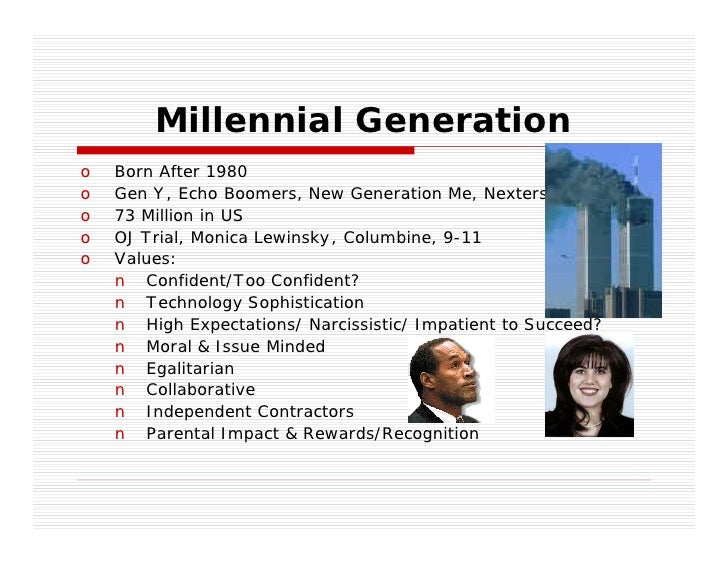 Millennial Quotes Impressive Managing Millennial Generation Future Leaders
