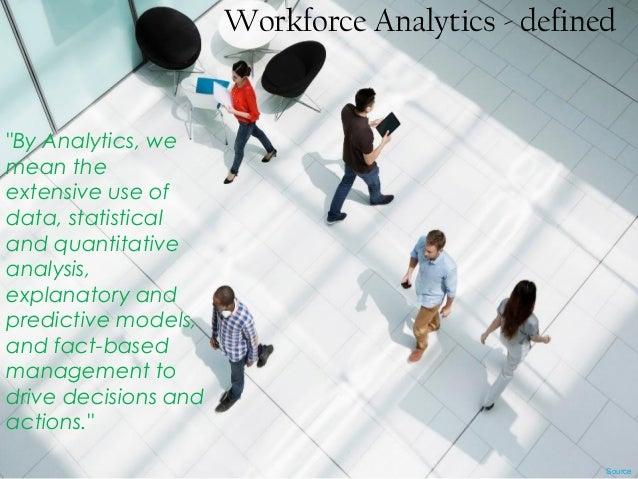 Managing modern workforce – leveraging hr analytics Slide 2