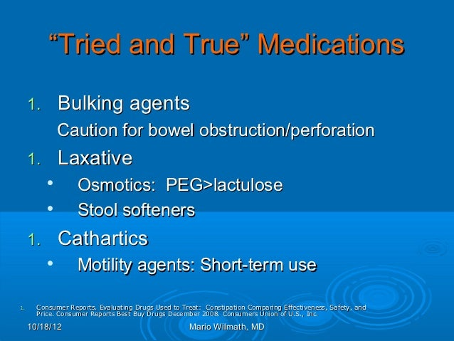 Managing Opioid Induced Constipation Final