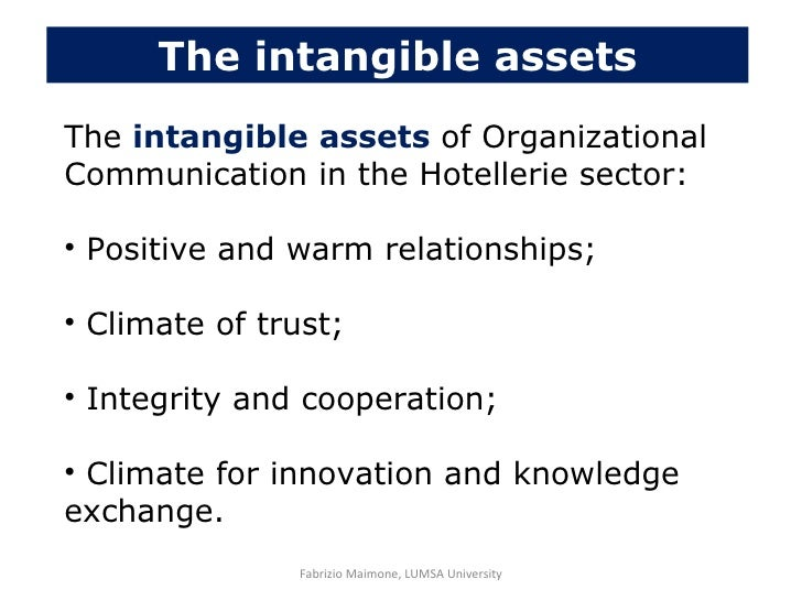 Managing Organizational Communication In The Hotellerie Sector Slide 3