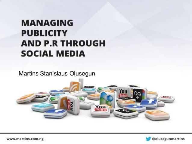 Martins Stanislaus Olusegun