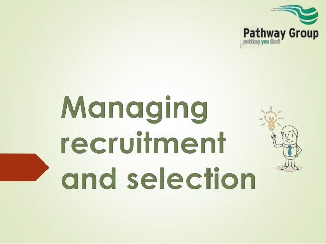 Want to learn more about Recruitment? Call Pathway on 0121 707 0550 or visit www.Elearning.pathwaycourses.co.uk  Prevents...