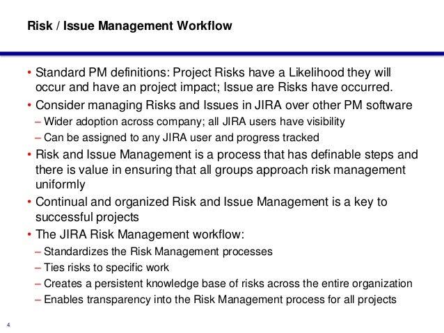 risk management challenges Risk management challenges when discussing risk management with project managers i encounter four recurring challenges risk management for it projects.