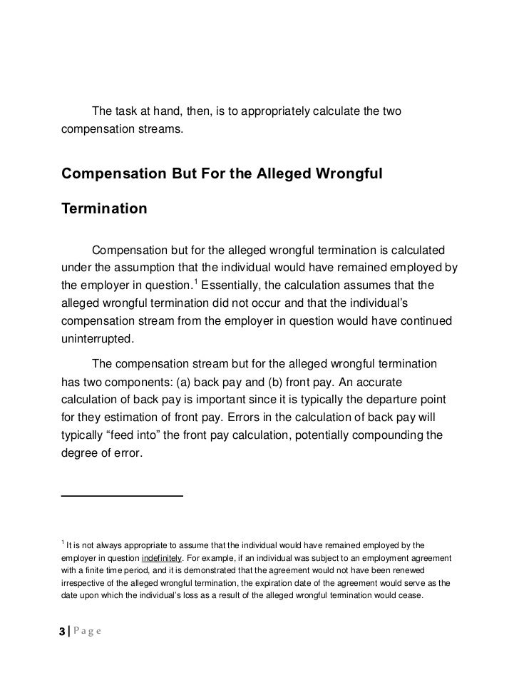 wrongful termination letter to employer - Madran kaptanband co