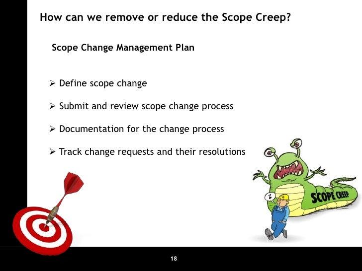 how to avoid scope creep in agile