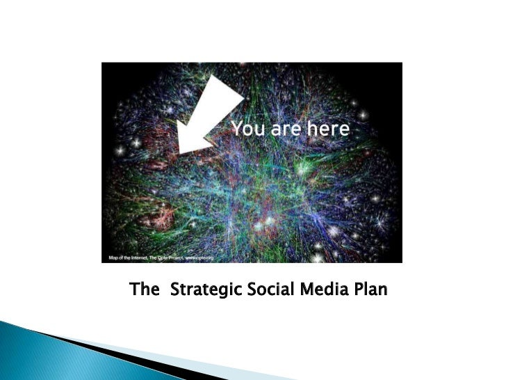 The  Strategic Social Media Plan<br />