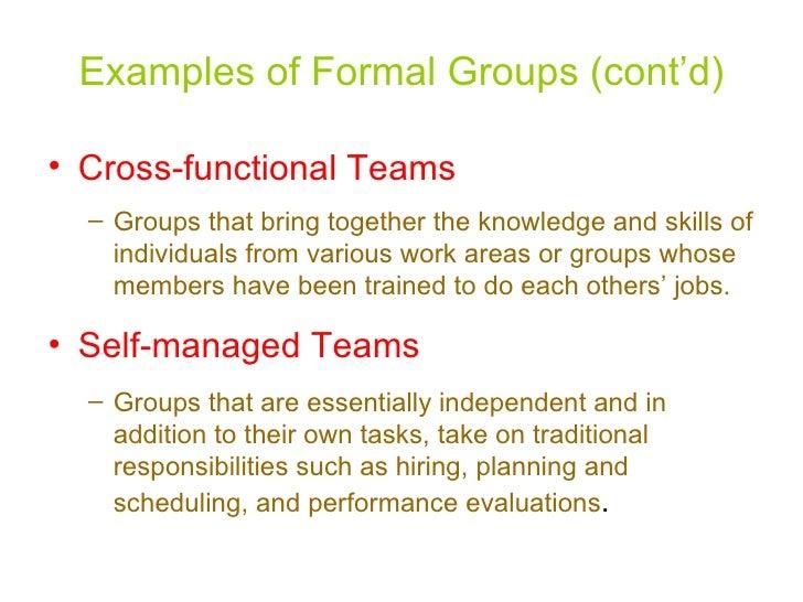 Managing Team Leadership