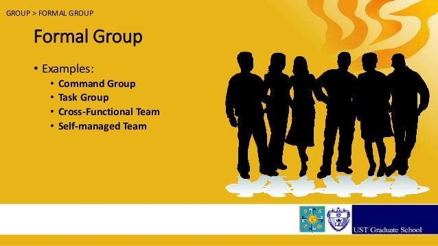 example of formal group Informal cooperative learning groups these ad-hoc groups may be organized  explore teaching examples  formal cooperative learning groups.