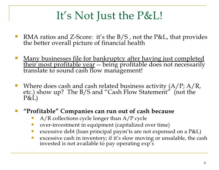 understanding your financial statements by jim schell pdf