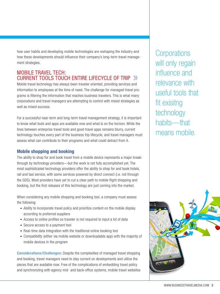 Managing Travel Real Time 5 22 12 Slide 3