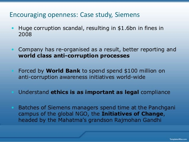 siemens scandal Investigators into the siemens scandal have found that the company's greek branch needed an annual slush fund of some €15 million to secure the €500 million ote contract alone, the firm .