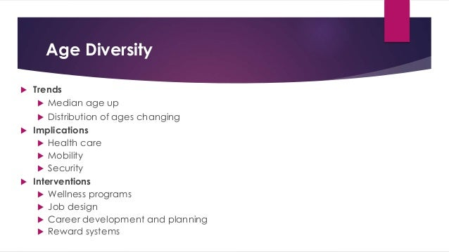 Managing sales workforce diversity