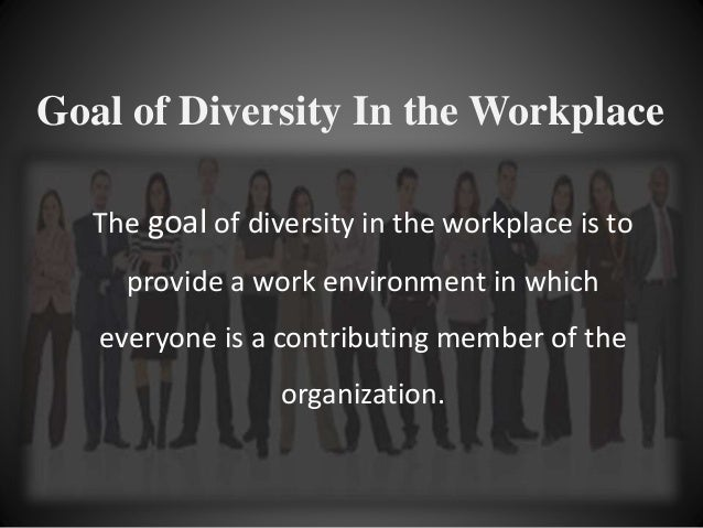 diversity in the workplace and advantages and disadvantages of conflict Disadvantages of diversity: a challenge the potential advantages of diversity at work are compelling, however, they don't come without thoughtful effort a company must have executives who can create a culture of respect and honor for differences for colleagues.