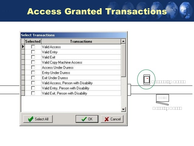 Managing Your Access Control Systems