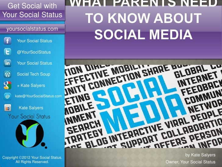 Get Social withYour Social Status  yoursocialstatus.com        Your Social Status        @YourSoclStatus        Your Socia...