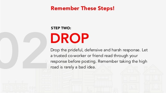 Stop, Drop & Roll in Action: 1 Star Review on 8/5/12 Review Update: 3 Stars Public Comment from Business Owner